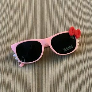 Hello Kitty UV 400 protection sunglasses. NWT